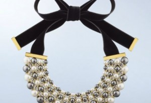 Collier plastron Louis Vuitton