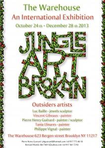 Expo Jungle Art Brooklyn