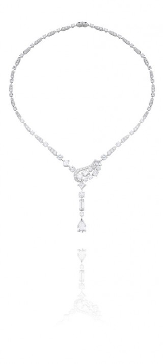 PHENOMENA GLACIER NECKLACE, De Beers