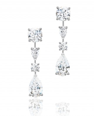 PHENOMENA REEF EARRINGS De Beers