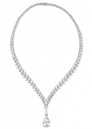 PHENOMENA REEF IMAGE NECKLACE, De Beers