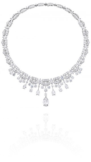 PHENOMENONS FROST LARGE NECKLACE, De Beers