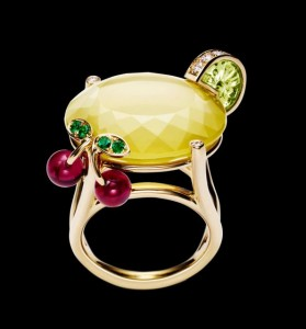 bague Piage Limelight