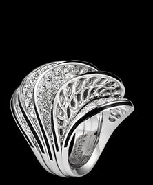 Cartier Paris Nouvelle Vague bague Glamour