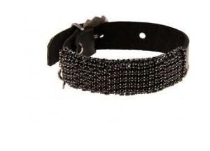 Bracelet en cuir, Emanuele Bicocchi, 293€
