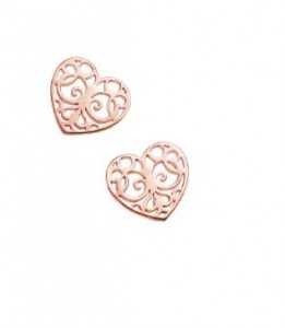 Boucles d'Oreille Rose Rubedo Tiffany & co