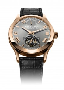 Chopard L.U.C Tourbillon QF Fairmined white