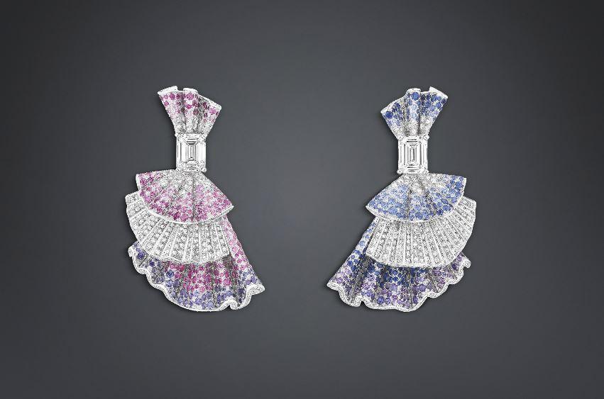 Boucles d'Oreilles, Dior Joaillerie