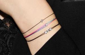 Bracelet personnalisable Redline