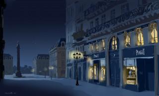 Nouvelle boutique Piaget