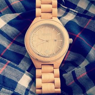 montre bois konifer