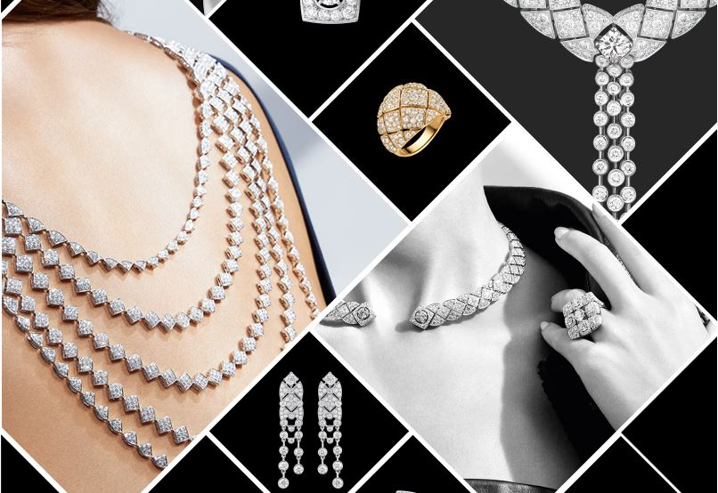 nouvelle collection haute joaillerie signature de chanel