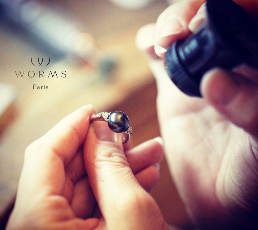 Orient bijoux worms by rambaud