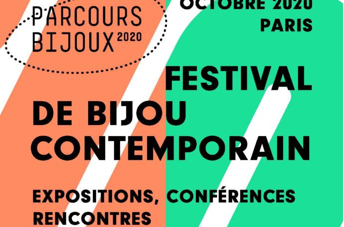 Festival Parcours bijoux édition 2020