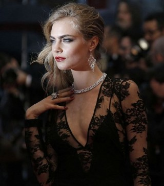 Cara Delevingne, Festival de Cannes 2013