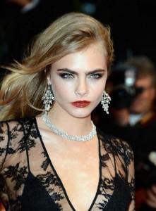 Cara Delevingne au Festival de Cannes 2013