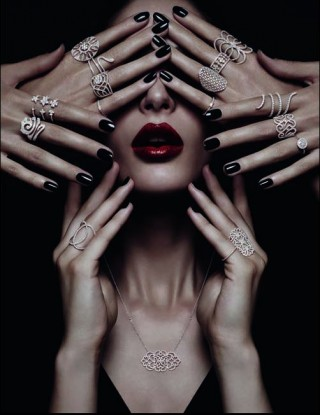 Djula, bijoux de luxe à Paris
