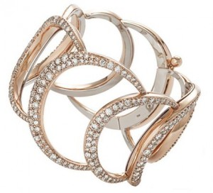 H Stern Bracelet Iris Collection