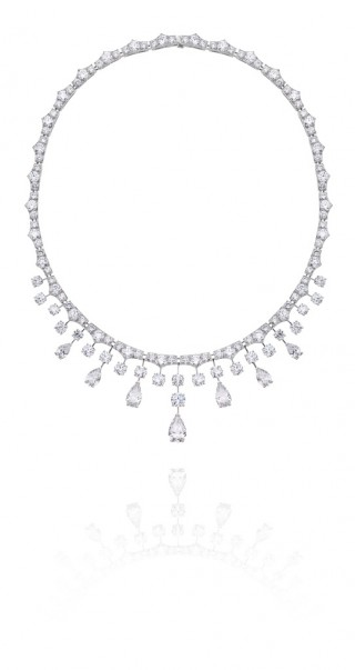 PHENOMENONS FROST SMALL NECKLACE.