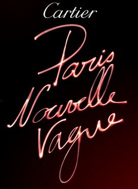 Cartier Paris Nouvelle Vague