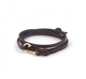 Bracelet Mini Hook en Or 14K, Miansai