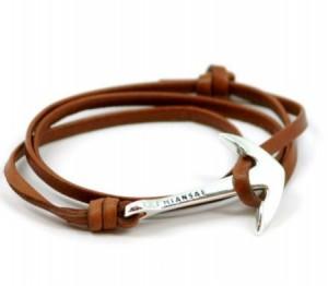Bracelet cuir Anchor, Miansai