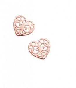 Boucles d'Oreille Rose Rubedo Tiffany & co