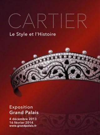 Exposition Cartier, Grand Palais, Paris