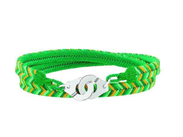 Bracelet été Dinh Van Vert