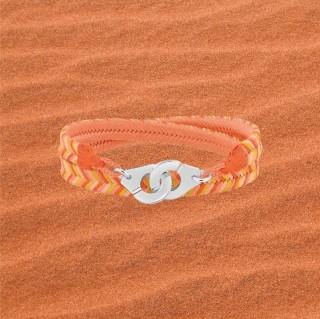 Bracelet tissé été 2014 Dinh Van