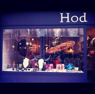 Boutique Hod, Paris