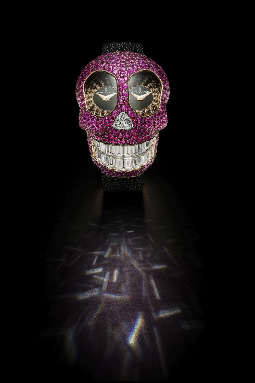 deGRISOGONO_crazy skull