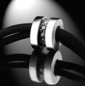Bracelet Diamants Noirs Bachet