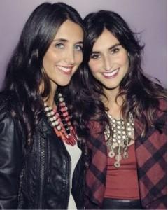 Danielle Snyder et Jodie Snyder Dannijo