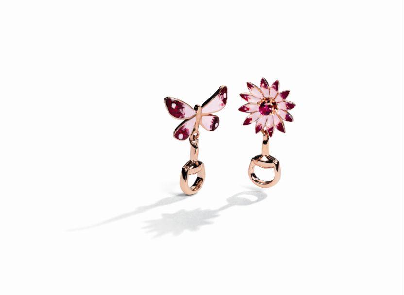 Boucles d'Oreilles Flora Gucci