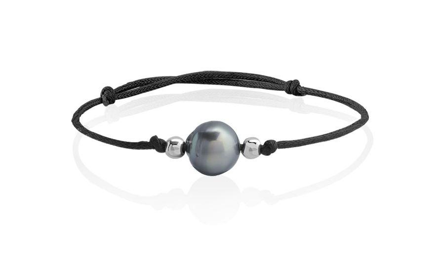 bracelet perle tahiti