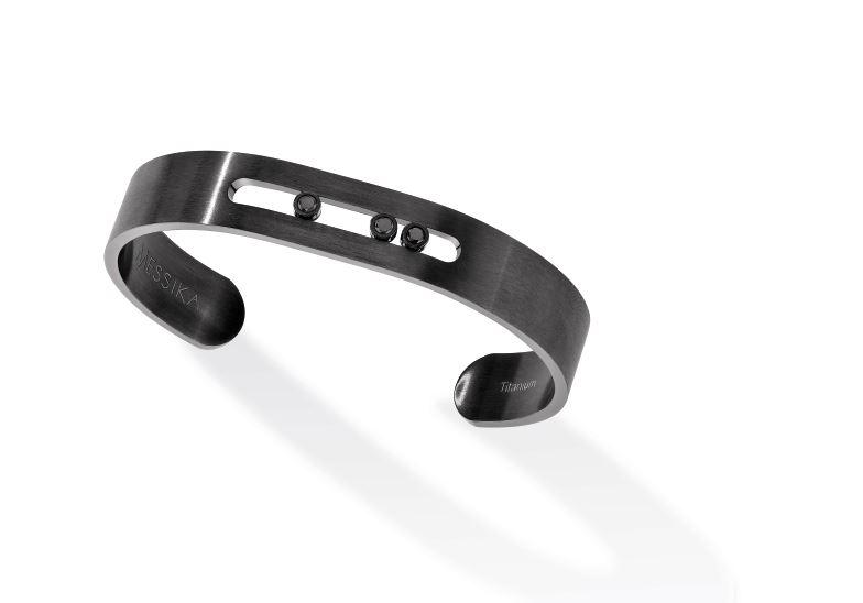 Bracelet Messika Move Titanium